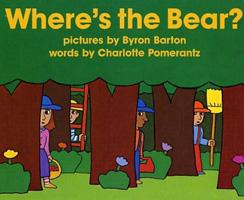 Where's the Bear? Board Book