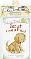 Biscuit Finds a Friend Book and CD (My First I Can Read)
