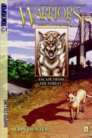 Escape from the Forest (Warriors: Tigerstar and Sasha, No. 2)