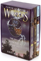 Warriors: Power of Three Box Set: Volumes 1 to 3