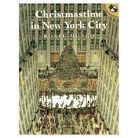 Christmastime in New York City (A Picture Puffin Book)