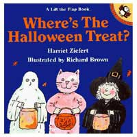 Where's the Halloween Treat? (Lift the Flap Books)