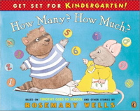 How Many? How Much?: Timothy Goes To School Learning Book #2 (Get Set for Kindergarten)