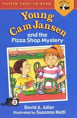 Young Cam Jansen and the Pizza Shop Mystery (Young Cam Jansen)