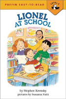 Lionel at School (Puffin Easy-to-Read)