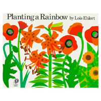 Planting a Rainbow (Voyager/Hbj Book)
