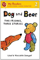 Dog and Bear: Two Friends, Three Stories ( My Readers - Level 2 )
