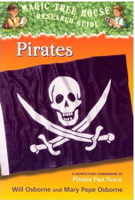 Pirates: A Nonfiction Companion to Pirates Past Noon (Magic Tree House Research Guide)