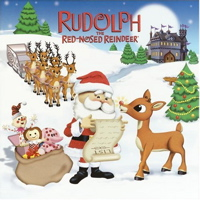 Rudolph, the Red-Nosed Reindeer (Pictureback)