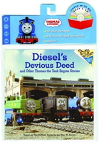 Diesel's Devious Deed Book & CD (Book and CD) (Thomas & Friends)