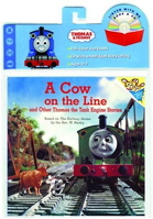 Cow On the Line Book & CD (Book and CD) (Thomas & Friends)