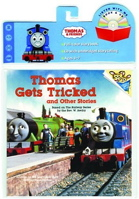 Thomas Gets Tricked Book & CD (Book and CD) (Thomas & Friends)