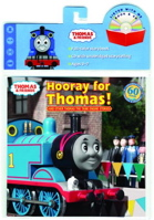 Hooray for Thomas! Book & CD (Thomas & Friends)
