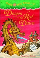 Magic Tree House #37: Dragon of the Red Dawn (A Stepping Stone Book)