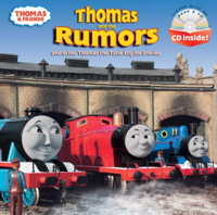 Thomas and the Rumors Pictureback with CD Inside (Thomas & Friends)