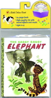 The Saggy Baggy Elephant (Little Golden Book & CD)