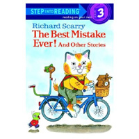 The Best Mistake Ever! and Other Stories (Step-Into-Reading, Step 3)