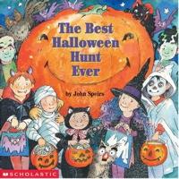 Best Halloween Hunt Ever (Read With Me Paperbacks)