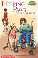 Helping Paws: Dogs That Serve (Hello Reader Level 4)
