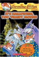 Geronimo Stilton #11: It's Halloween You 'Fraidy Mouse