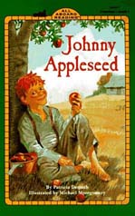 Johnny Appleseed (All Aboard Reading, Level 1 (Ages 4-6))