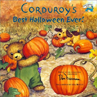 Corduroy's Best Halloween Ever! (Reading Railroad)