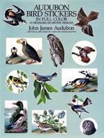 Audubon Bird Stickers in Full Color: 53 Pressure-Sensitive Designs