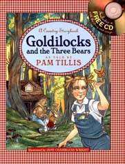 Goldilocks and the Three Bears (Country Storybook)