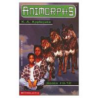 Animorphs Boxed Set #03: Books 9-12
