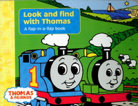 Look and Find with Thomas: A Flap-in-a-flap Book (Thomas & Friends)