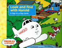 Look and Find with Harold: A Flap-in-a-flap Book (Thomas & Friends)