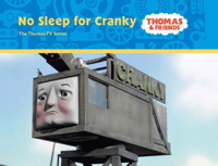 No Sleep for Cranky (Thomas & Friends)