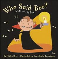 Who Said Boo?: A Lift-the-Flap Book