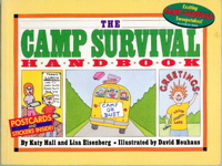 The Camp Survival Handbook/With Postcards and Stickers