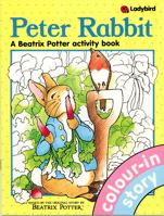 Peter Rabbit Colouring Book (Beatrix Potter)
