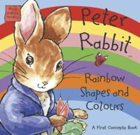 Rainbow Shapes and Colours (Peter Rabbit Seedlings)