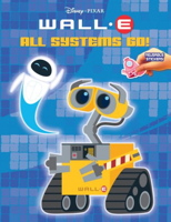 All Systems Go Wall-E Reusable Sticker Book