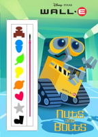 Nuts and Bolts (Wall-E Paint Box Book)