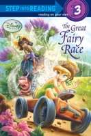 The Great Fairy Race (Step into Reading)