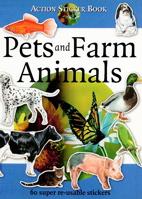Pets (Action Sticker Books S)