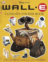 Wall-E Ultimate Sticker Book (Ultimate Sticker Books)