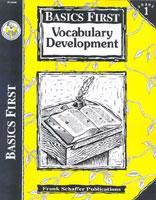 Vocabulary Development 1
