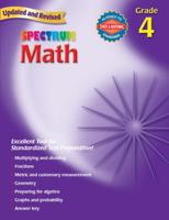 Spectrum Math: Grade 4