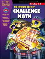 The Complete Book of Challenge Math (The Complete Book)