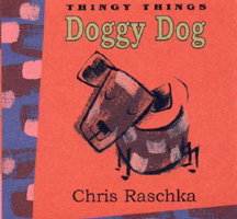 Doggy Dog Picture Book (Thingy Things)
