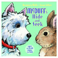 McDuff's Hide-and-Seek: Lift the Flap/Pull the Tab Book