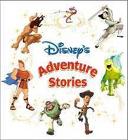 Disney's Adventure Stories (Disney Storybook Collections)