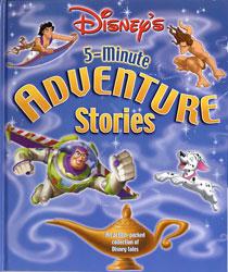 Disney's 5-Minute Adventure Stories