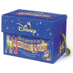 Disney's Storybook Music Box - Set of 5