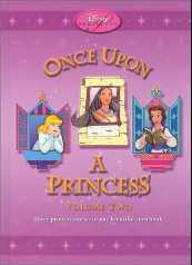 Disney Princess: Once Upon a Princess Volume Two : Three Princess Stories in One Beautiful Storybook